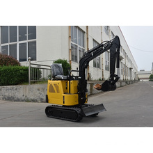Crawler digger mini excavator for sale